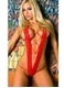 Picture of LACE BODY RED