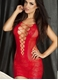 Picture of FISHNET BEAUTY RED